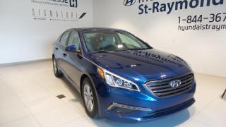 Used 2015 Hyundai Sonata Berline 4 porte 2.4L Auto GL for sale in St-Raymond, QC