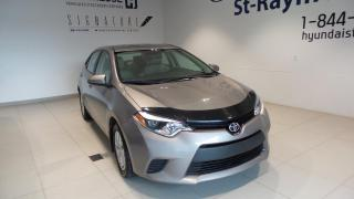 Used 2014 Toyota Corolla LE berline 4 portes CVT for sale in St-Raymond, QC