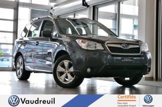 Used 2016 Subaru Forester * 2.5i Touring * 8 PNEUS *** Réservé *** for sale in Vaudreuil-Dorion, QC