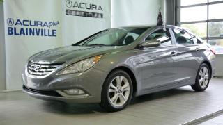 Used 2012 Hyundai Sonata LIMITED for sale in Blainville, QC