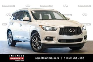 Used 2016 Infiniti QX60 PREMIUM/ NAVIGATION/ BOSE/ HEATED SEATS***** TRES PROPRE for sale in Montréal, QC