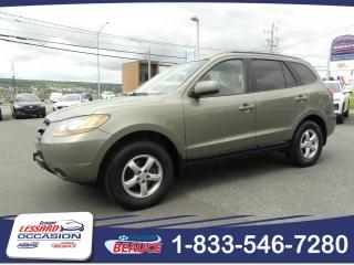 Used 2008 Hyundai Santa Fe GL 2.7L, boîte manuelle for sale in St-Georges, QC