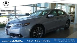 Used 2015 Acura TLX V6 Elite SH-AWD for sale in Laval, QC