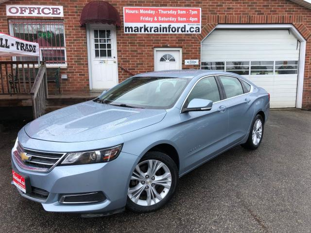 2014 Chevrolet Impala LT Back Up Cam Bluetooth Remote Start