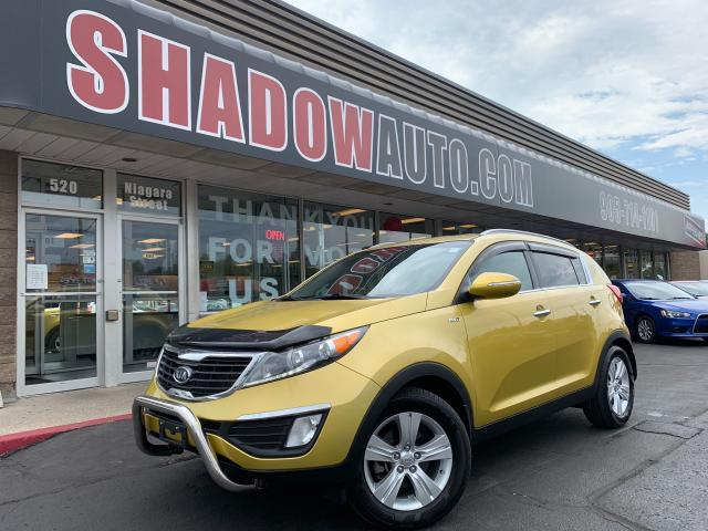 2011 Kia Sportage EX -AWD -HEATED SEATS -BLUETOOTH -BACKUP CAM
