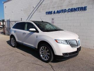 Used 2015 Lincoln MKX for sale in Sarnia, ON