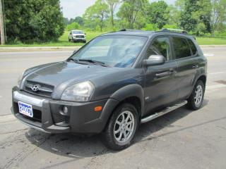 Used 2007 Hyundai Tucson SE 2.7 4WD for sale in Brockville, ON