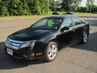 Used 2012 Ford Fusion SE for sale in Brockville, ON