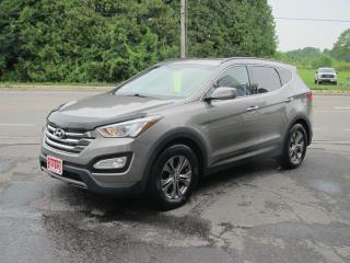Used 2013 Hyundai Santa Fe Sport 2.0 AWD for sale in Brockville, ON