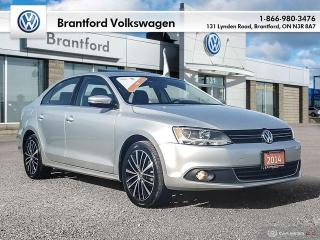 Used 2014 Volkswagen Jetta Sedan Highline 2.0 TDI 6sp DSG at Tip for sale in Brantford, ON