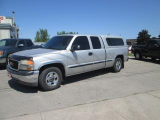 Used 2001 GMC Sierra 1500 SL for sale in Hamilton, ON