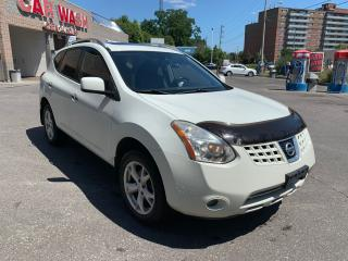 Used 2010 Nissan Rogue SL for sale in York, ON