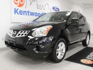 Used 2012 Nissan Rogue SV AWD with heated seats and back up cam for sale in Edmonton, AB