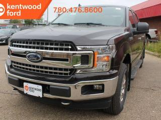 New 2019 Ford F-150 XLT 300A 4X4 SuperCrew 2.7L Ecoboost, Auto Start/Stop, Pre-Collision Assist, Rear View Camera, Remote Keyless Entry for sale in Edmonton, AB