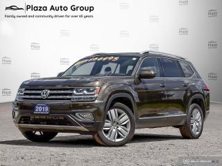 Used 2019 Volkswagen Atlas Execline 4MOTION | DEMO | GREAT DEALS for sale in Walkerton, ON