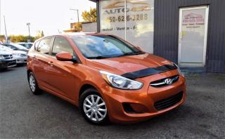 Used 2015 Hyundai Accent ***GL,AUTOMATIQUE,A/C,SIEGES CHAUFFANTS for sale in Longueuil, QC