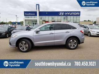 Used 2016 Acura RDX ELITE/AWD/PRE COLLISION ALERT/LANE KEEP ASSIST for sale in Edmonton, AB