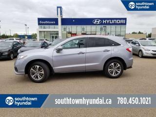 Used 2016 Acura RDX ELITE/AWD/PRE COLLISION ALERT/LANE KEEP ASSIST for sale in Edmonton, AB