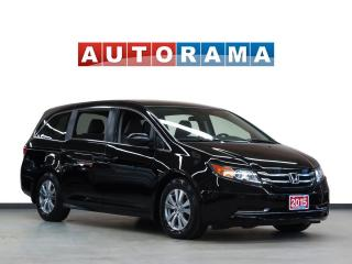 Used 2015 Honda Odyssey EX Power Sliding Doors Backup Cam 8 Passenger for sale in Toronto, ON