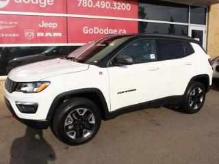 Used 2018 Jeep Compass Trailhawk for sale in Edmonton, AB