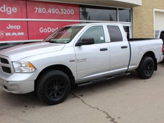 Used 2017 RAM 1500 ST 4X4 Quad Cab for sale in Edmonton, AB