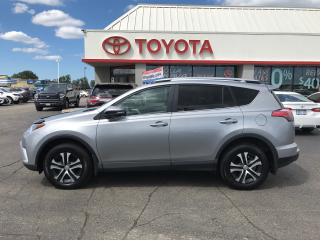 Used 2016 Toyota RAV4 LE auto Ac power pkg for sale in Cambridge, ON