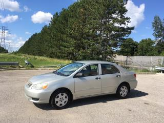 Used 2004 Toyota Corolla CE for sale in Scarborough, ON