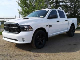 Used 2019 RAM 1500 Classic Express 4x4 Crew Cab / Back Up Camera for sale in Edmonton, AB