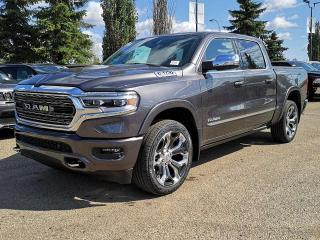Used 2020 RAM 1500 Limited 4x4 Crew Cab for sale in Edmonton, AB
