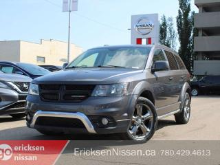 Used 2015 Dodge Journey CROSSROAD l Nav l Roof l Leather for sale in Edmonton, AB