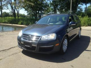 Used 2009 Volkswagen Jetta Wagon COMFORTLINE for sale in Toronto, ON
