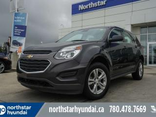 Used 2016 Chevrolet Equinox LS AWD/HEATEDSEATS/POWERGROUP/CRUISE for sale in Edmonton, AB