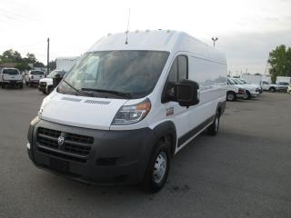 Used 2018 RAM ProMaster 3500.159 INCH W/BASE.HIGH ROOF EXTENDED for sale in London, ON