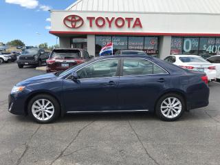 Used 2014 Toyota Camry XLE leather roof navigation pkg for sale in Cambridge, ON