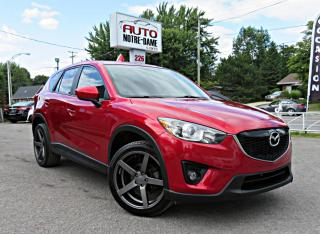 Used 2014 Mazda CX-5 GS Toit Ouvrant MAgs 20 pouces Sieges Ch for sale in Repentigny, QC