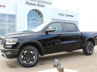Used 2020 RAM 1500 Rebel for sale in Peace River, AB
