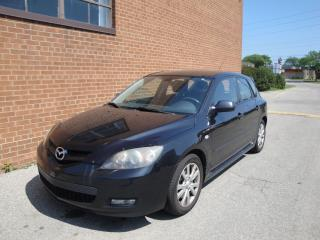Used 2008 Mazda MAZDA3 GT *Ltd Avail* for sale in Oakville, ON