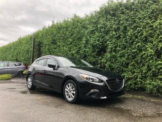 Used 2014 Mazda MAZDA3 GS-SKY + 6 SPEED MANUAL + NAVI + BACK-UP CAMERA + NO EXTRA DEALER FEES for sale in Surrey, BC