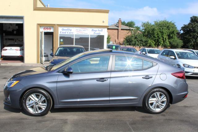 2019 Hyundai Elantra Preferred Sun & Safety Pkg