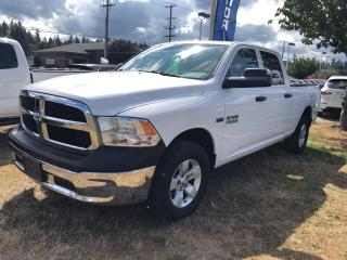 Used 2014 RAM 1500 ST for sale in Duncan, BC