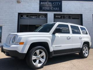 Used 2015 Jeep Patriot North 4X4 Sunroof Remote Start Heated Seats for sale in Guelph, ON