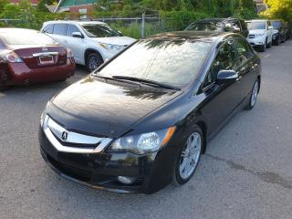 Used 2009 Acura CSX Tech Pkg for sale in Brampton, ON