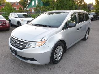 Used 2013 Honda Odyssey LX for sale in Brampton, ON
