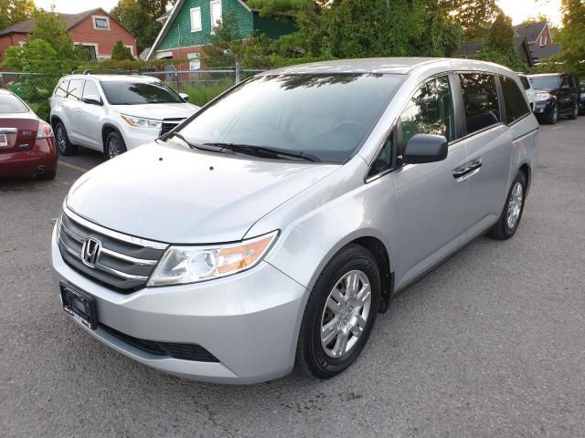 2013 Honda Odyssey LX Photo1