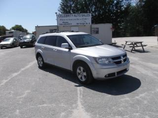 Used 2010 Dodge Journey SXT for sale in Elmvale, ON