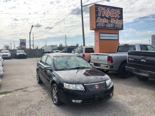 2005 Saturn Ion Uplevel*ALLOYS*AUTO*ONLY 111KMS*WONT START**AS IS