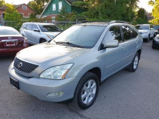 Used 2005 Lexus RX 330 SUV 4WD for sale in Brampton, ON