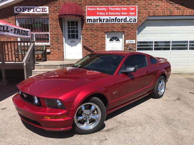 2005 Ford Mustang GT V8 5 Spd Manual