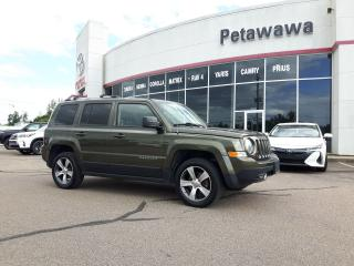 Used 2016 Jeep Patriot High Altitude for sale in Pembroke, ON
