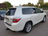 2008 Toyota Highlander Hybrid LIMITED Photo33